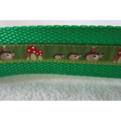Kindergürtel Igeli (hellgrün)