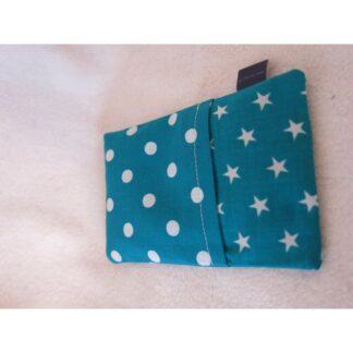 Aua-Helfer Punkte und Sterne grün