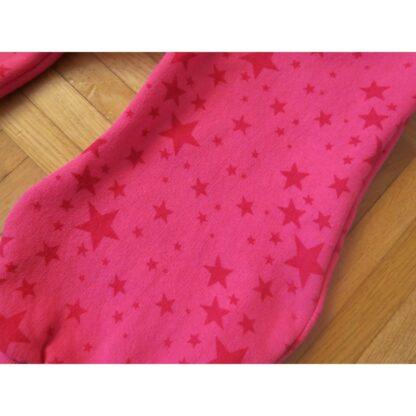 Sternenhose pink, Gr. 68