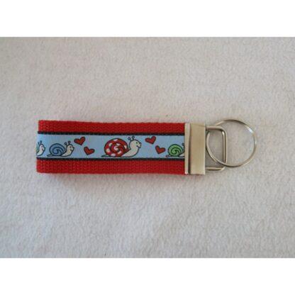 Schlüsselanhänger Schneggli