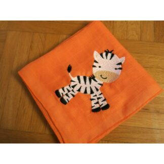 Nuschi Zebra (orange)