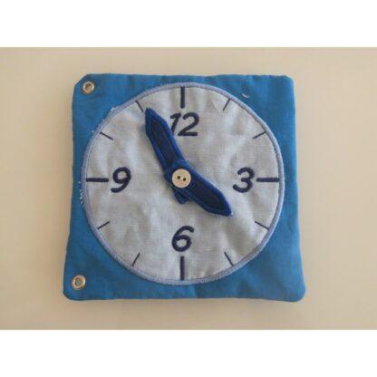 Spielseite Uhr