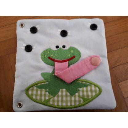 Spielseite Frosch