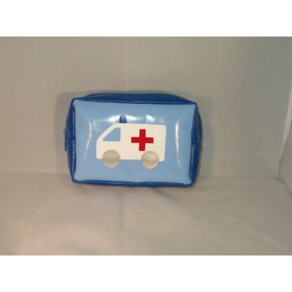 Notfalltäschli hellblau
