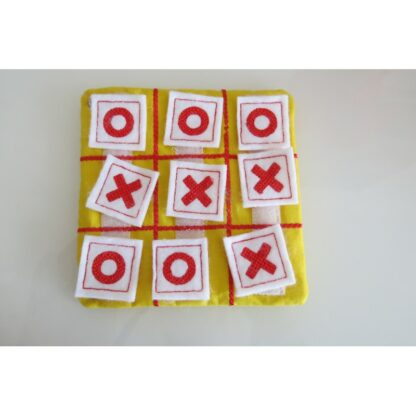 Spielseite tic tac toe