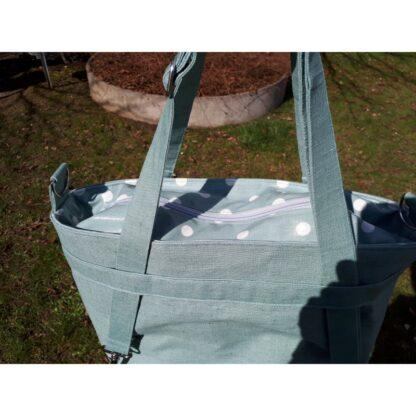 Multibag 3in1 Dusty mint