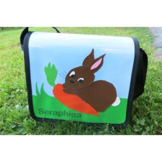 Kindergartentasche Hase - ohne Namen