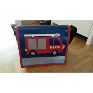 Kindergartentasche Feuerwehr