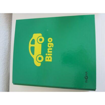 Auto-Bingo grüner Ordner
