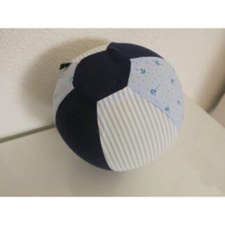 Ballonhülle Blüemli blau