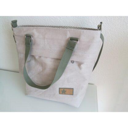 Multibag 3in1 basic light grey