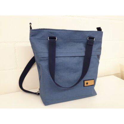 Multibag 3in1 basic blue